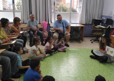 Talleres en familia para mayores no euskaldunes
